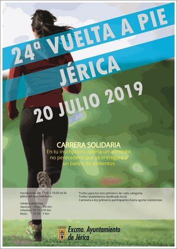 Vuelta a Pie - Jérica 2019