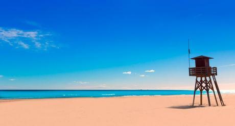 Comunitat Valenciana, 320 días de sol al año