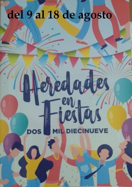 Heredades en Fiestas 2019