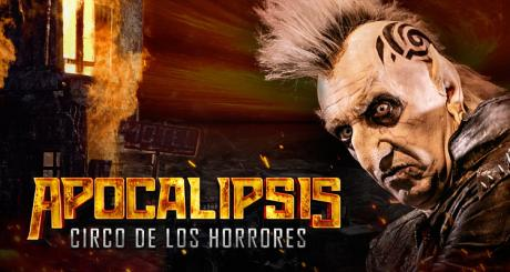 Circo de los Horrores con Apocalipsis 2019