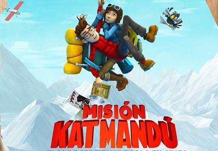 Cinema municipal: Misión Katmandú