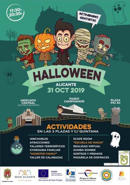 Halloween Alicante 2019