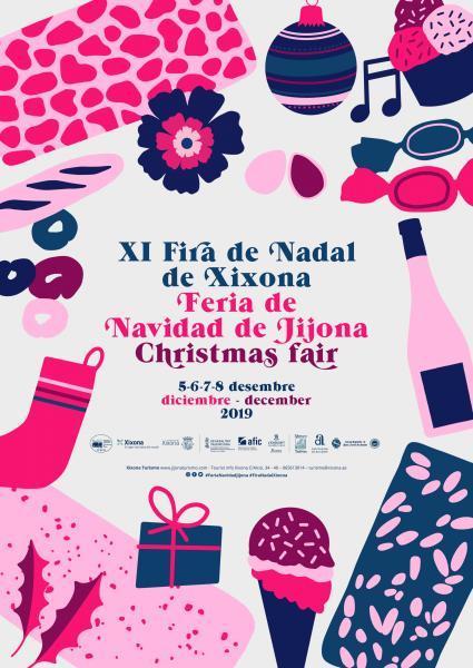 XI Feria de Navidad de Jijona