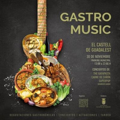 Gastro Music