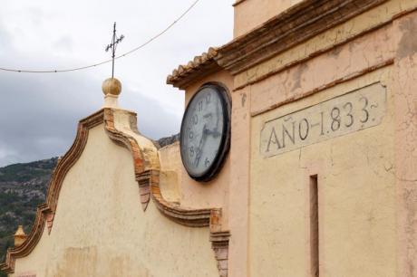 Festivity of San Antonio and San Honorato - Benigembla