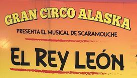 Gran Circo Alaska. Alicante 2020