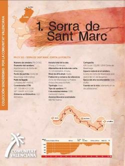 Ruta 1  Serra Sant Marc