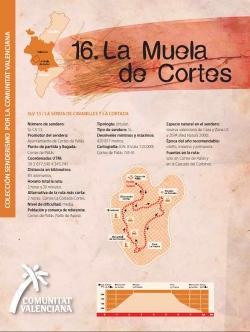 Ruta 16  La Muela de Cortes