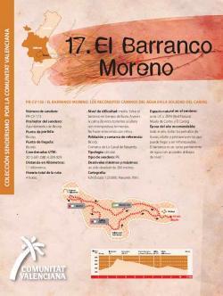 Ruta 17 El barranco Moreno