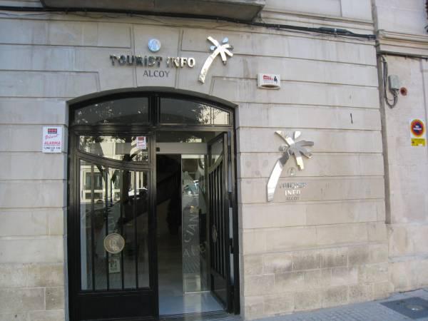 Oficina de turismo de alcoy comunidad valenciana for Oficina de turismo alicante