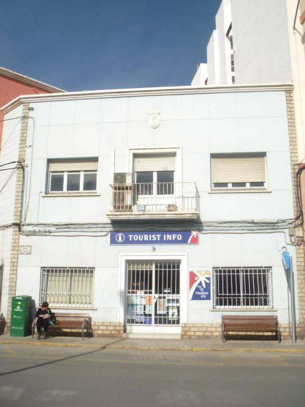 Oficina de turismo de sagunt sagunto comunidad valenciana for Oficina turismo sagunto