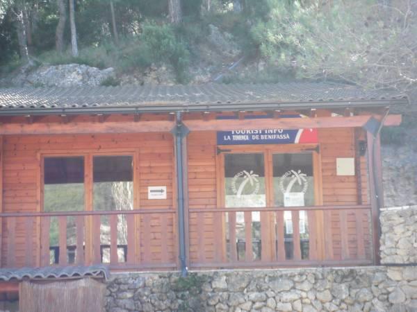 Oficina de turismo de la pobla de benifassa comunidad for Oficina turismo castellon