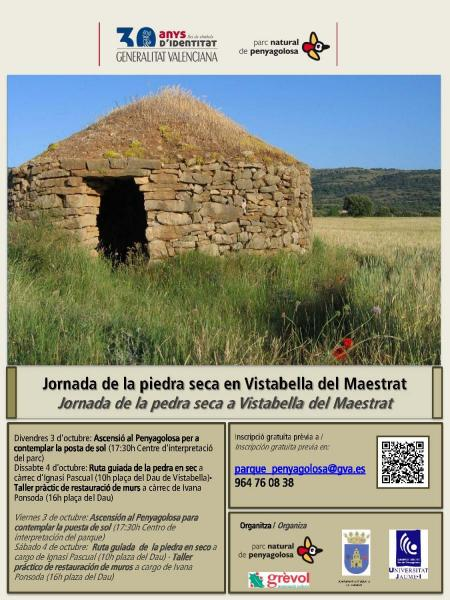 vistabella del maestrazgo chat sites This journey takes you from one of the highest peaks in valencia, penyagolosa,  to the edge of the mediterranean it is a spectacular, awe-inspiring trip that.