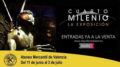 Exposici n cuarto milenio for Exposicion cuarto milenio valencia