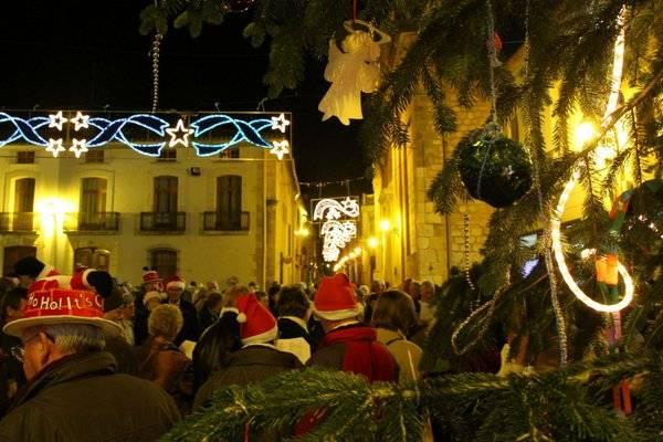 Weihnachtslieder Pop.Die Echos In Vall De Pop Klingen Wie Weihnachtslieder