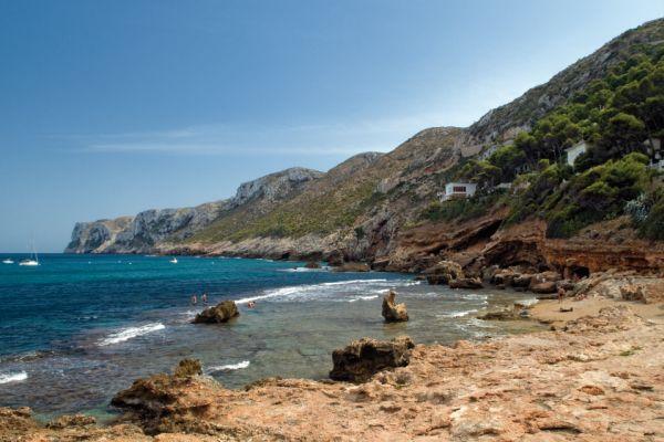 Nudist beaches in Alicante