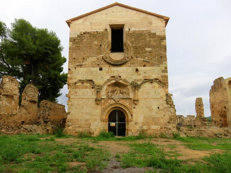 La Cartuja De Vall De Crist En Altura Castellon