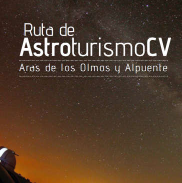 Astroturismo en la Comunitat Valenciana