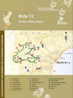 Ruta 12: De Sax a Elda y Petrer