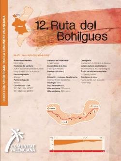 Ruta 12: Ruta del Bohilgues