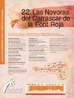 Ruta 22: Las neveras del Carrascar de la Font Roja