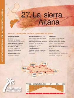 Ruta 27: La Sierra Aitana