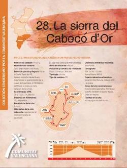 Ruta 28: La sierra del Cabeçó d'Or