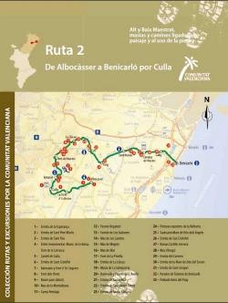 Ruta 2: De Culla a Benicarló