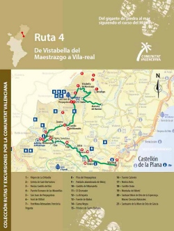Ruta 4: De Vistabella del Maestrazgo a Vila-real