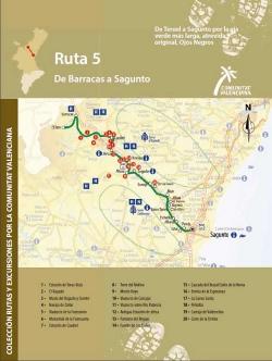 Ruta 5: De Barracas a Sagunto
