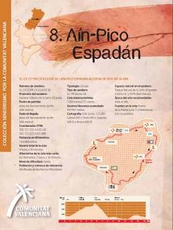 Ruta 8: Aín-Pico Espadán