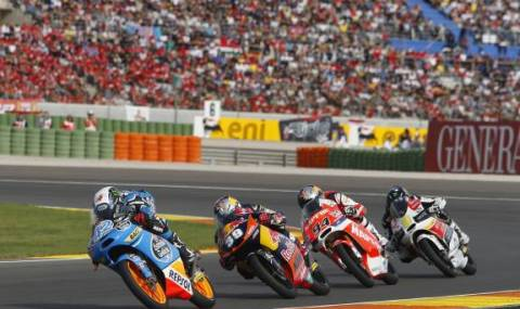 MotoGP Grand Prix in Cheste, Valencia
