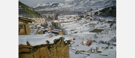 Nieve en la Comunitat Valenciana 2
