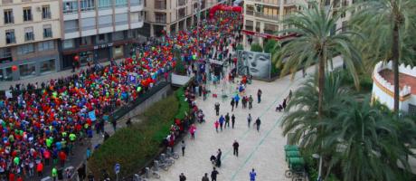 Elche Media Maratón 2