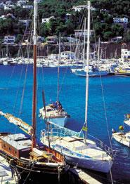 Img 1: Puerto de Xàbia