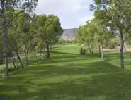 Pitch and Putt Sierra Cortina Resort