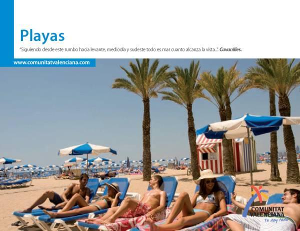 Playas de la Comunitat Valenciana