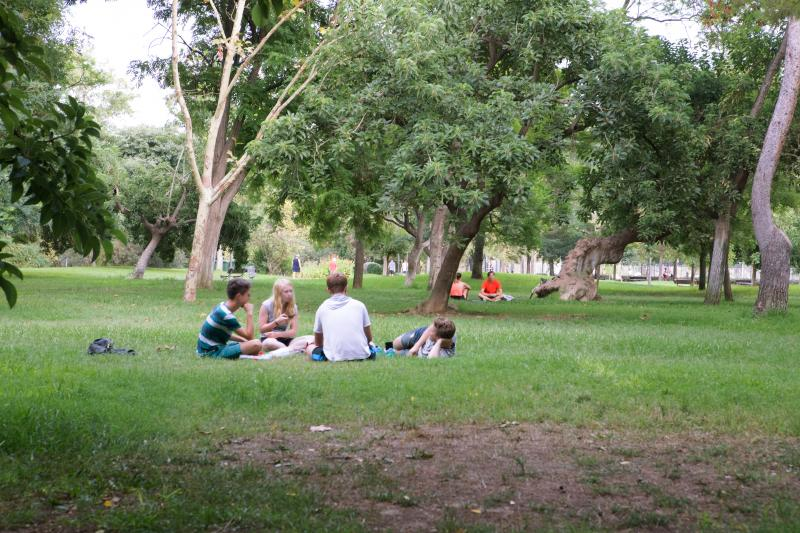 Jardín del Río Túria