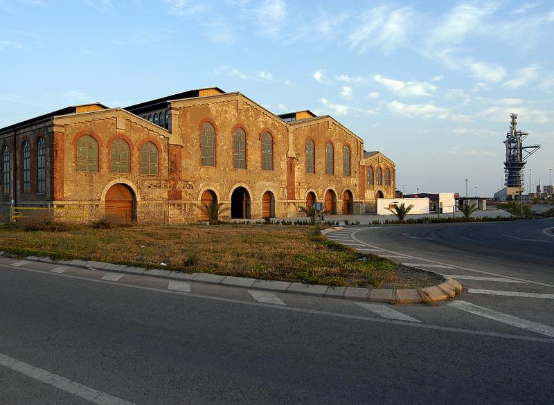 Vía Portico Sagunto
