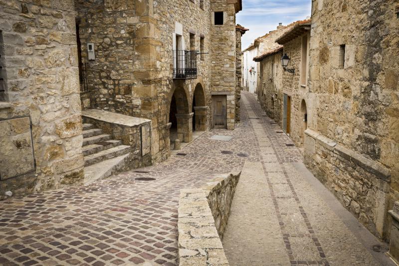 Recreación histórica en Culla