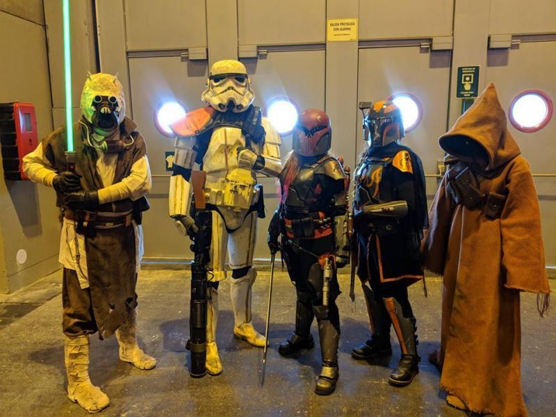 Heroes Comic Con 4