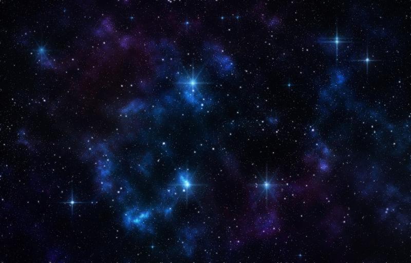 Estrellas en el cielo