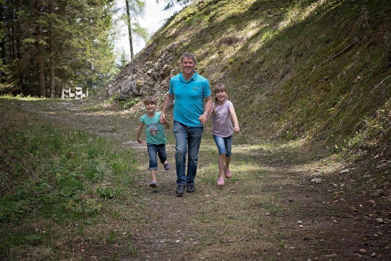 Bicis en familia