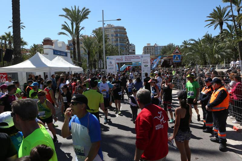 Elche Media Maratón 2
