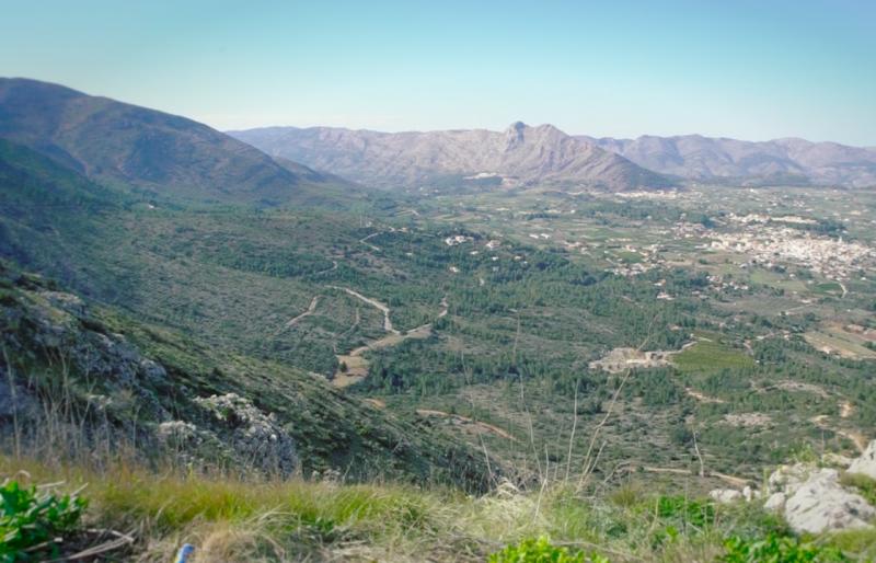 Alcalalí Vall de Pop