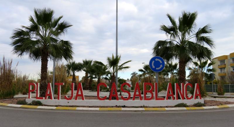 Costa de Azahar Castellón arenal