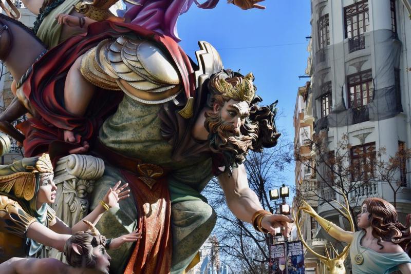 Castellón Fiestas Magdalena 3
