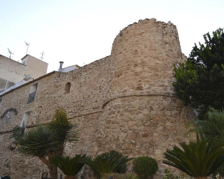 Casco antiguo de Calpe