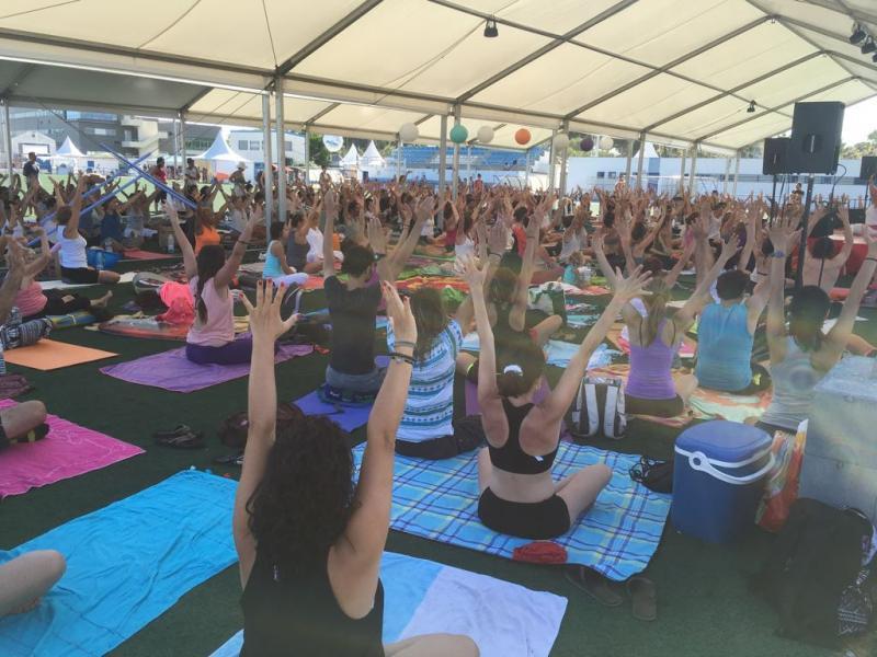 Yoga Castellón 2