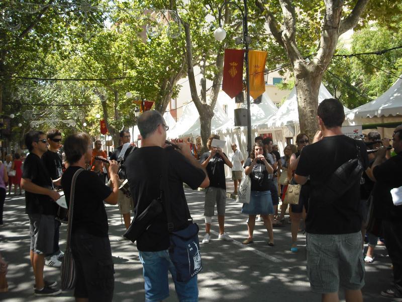 Xàtiva;toda una ciudad a escena